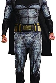 Batman V Superman- Disfraz, unica (Rubie's Spain 810841)