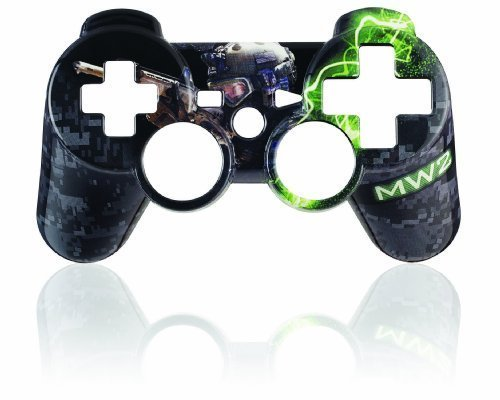 Call of Duty Modern Warfare 2 - Official Playstation 3 Controller Faceplate - Ps3