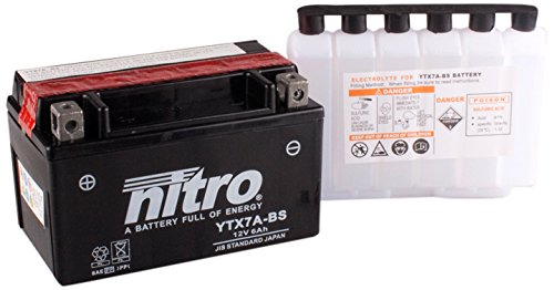 Nitro YTX7A-BS -N- Batería