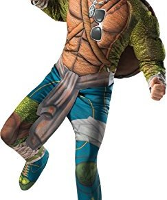 Disfraz Michelangelo Tortugas Ninja? adulto - L