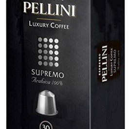 Pellini Caffè 30 Capsule Compatibili Nespresso