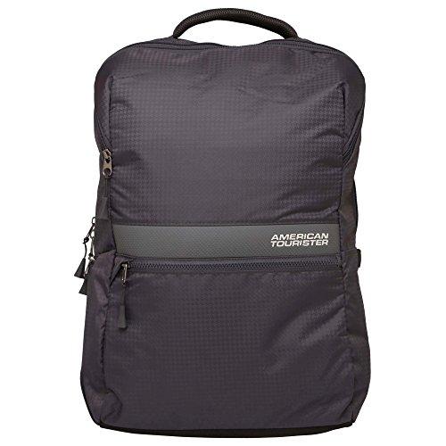 American Tourister 32 Ltrs Grey Laptop Backpack (AMT INSTA PLUS LAPTOP BKPK 02 -GREY)