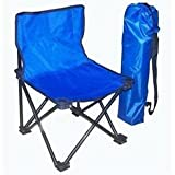 DDBOXEN Folding Camping Small Chair Portable Fishing Beach Outdoor Collapsible Chairs- Color May Very