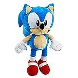 Sonic The Hedgehog - SEGA- Sonic Peluche 28cm, Colore