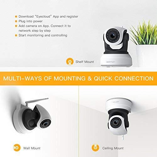 APEMAN WiFi Camera