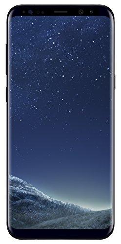 Samsung S8 Plus 64GB SIM-Free Smartphone - Midnight Black (SM-G955F)