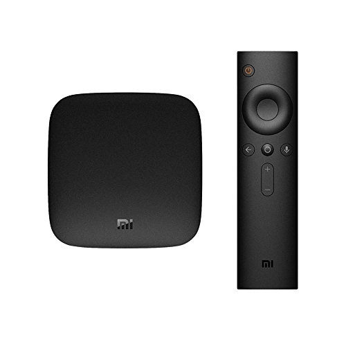 Xiaomi TV Box3WiFiHDMIamlogic Android6.0 2+8G Film Google Fonte Netflix STB IPTV Cortex A53 Quad Core 2.0 Ghz Mali-450 Media lect