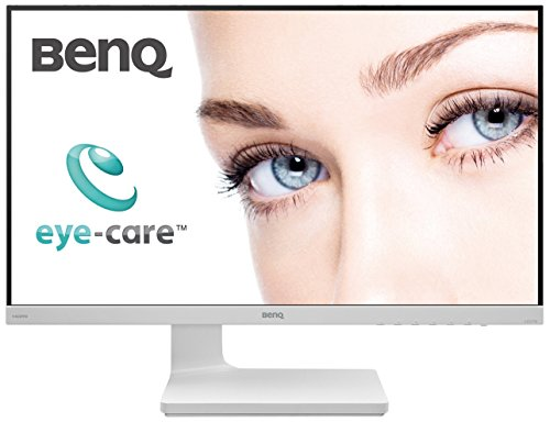 "BenQ VZ2770H - Monitor de 27"" FHD (pantalla de 1920x1080, Eye-Care, VA, Tecnología Low Blue Light, Flicker-free, Alto contraste nativo 3000:1, HDMI, bisel superestrecho) color blanco"
