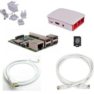41BTHalXHDL - Raspberry Pi 3 Official Desktop Starter Bundle
