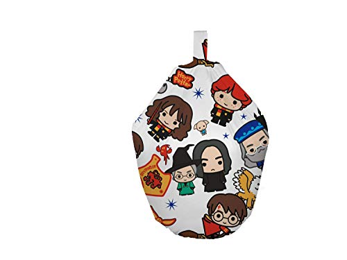 Harry Potter Design Doppio Reversibile, Multi, Singolo Piumino