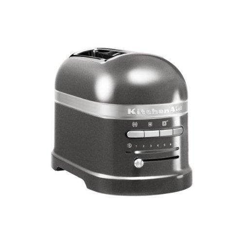 KitchenAid - 5KMT2204EMS - Grille-pains, 1250 watts, Gris