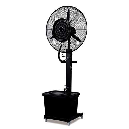 42L Serbatoio d'acqua Forte Ventilatore a spruzzo industriale Ampio vento Ristorante a pavimento di...