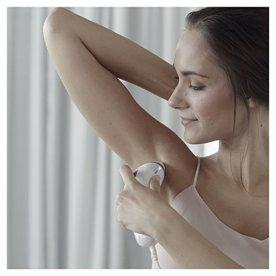 Braun-Silk-de-Expert-3-BD-3006-IPL-dispositivo-segura-Tecnologa-IPL-constante-para-depilacin-para-mujereshombres-con-Kapitza-de-bolsa-en-Limit-ierter-Edition-color-blancoprpura