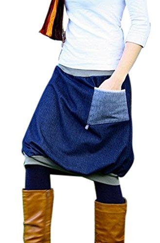 Ballonrock PAULIZ - Damen Ballonrock aus Jeans