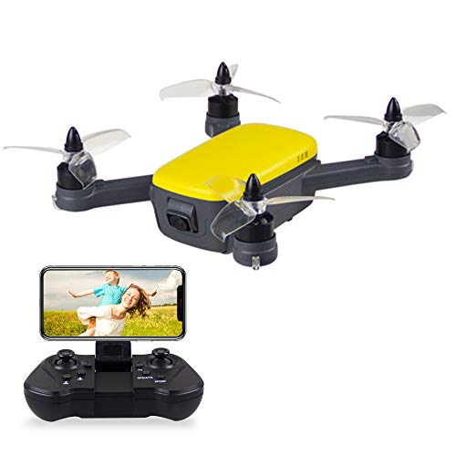 Leslaur 913 1080P 5G WiFi FPV Drone con Fotocamera Brushless GPS Quadcopter Gesture Foto altitudine...