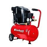 Einhell 4010460 Compresor expert 1500 W, 230 V, Rojo 1