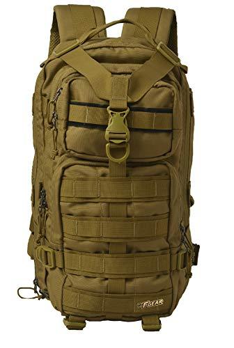 F Gear Military Tactical 29 Liter Khaki