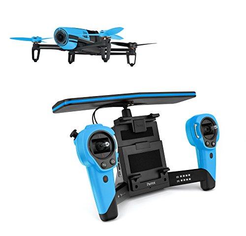 Parrot Bebop Drone e Skycontroller, Blu