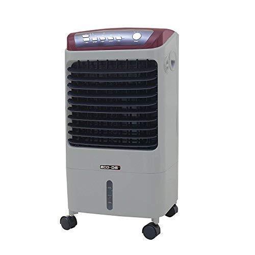 ECO-DE ECO-698 Climatizzatore a evaporazione, portatile, caldo/freddo, Grigio