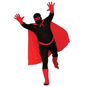 Guirca 18617 - Conjunto Superheroe Rojo