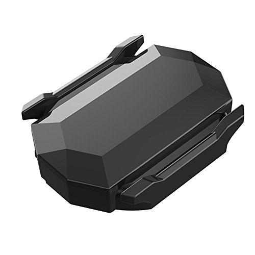 Sensor de Velocidad Sensor de cadencia de velocidad Bluetooth 4.0 ANT + para computadora de bicicleta Garmin Bryton - Matefielduk