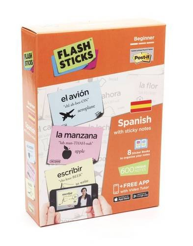 Flashsticks-Spanish-Beginner-Box-Set