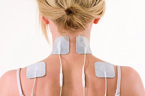 SaneoTENS Schmerzlinderung * deutsche Markenqualität * Medizinprodukt * Tensgerät - 3