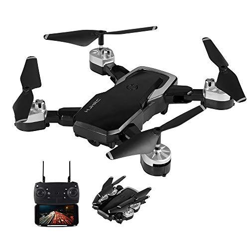 Goolsky HJHRC HJ28 RC Drone con Telecamera 1080P WiFi FPV per Fotografia Aerea Altitude Hold Gesto...
