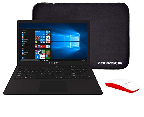 """Thomson Tablette détachable 2en1 HERO10.2GR32 - 10,1"""" Gris - Windows 10 Home - 2 Go de RAM - 32 Go de Stockage - Écran HD IPS 27"""