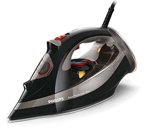 Philips GC4526/87 Azur Performer Plus Ferro a Vapore, Tecnologia Auto Steam Control, Colpo Vapore...