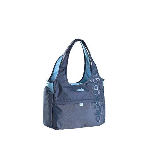 Okiedog Wickeltasche Tote Bag Terra, blau