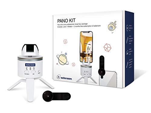 Asteroom Pano - Kit per creare turni virtuali a 360 gradi con il telefono
