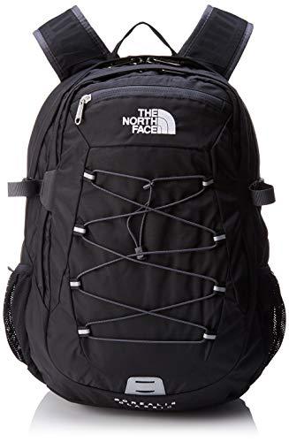 The North Face Equipment TNF Mochila Borealis Classic, Unisex adulto, TNF Black/Asphalt Grey, Talla única