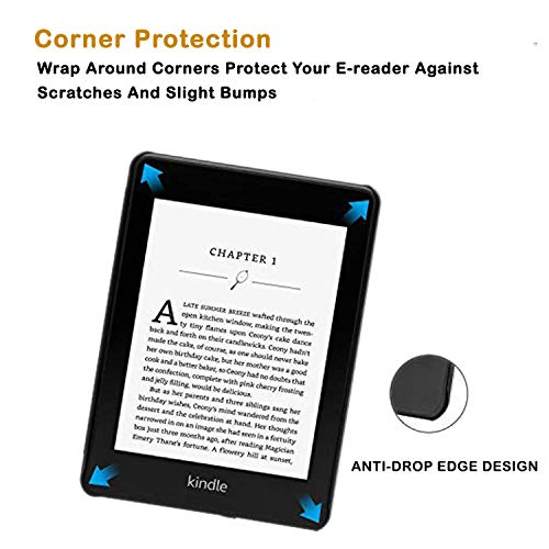 ProElite Deer Smart Flip case Cover for All Amazon Kindle Paperwhite 10th Generation (Deer Coffee) 20