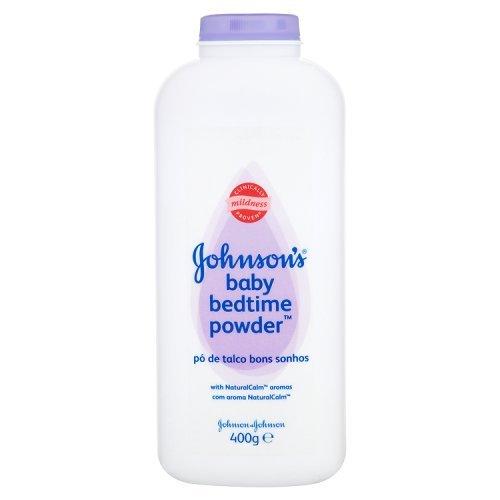 Johnson\'s Baby Bedtime Powder 400g - besonders milder Baby-Puder