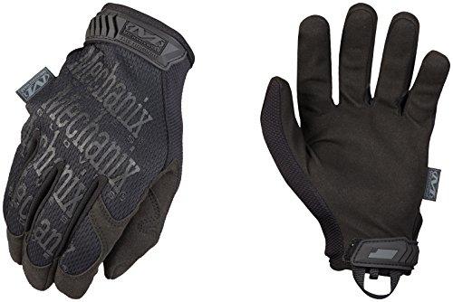Mechanix Wear - Original Covert Handschuhe (Medium, Schwarz) 1