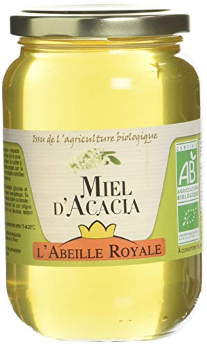 L'Abeille Royale Miel d'Acacia Bio 500 g