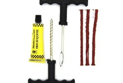 kit de reparation avec mèches pour pneu tubeless – Kit de réparation Offre de prix