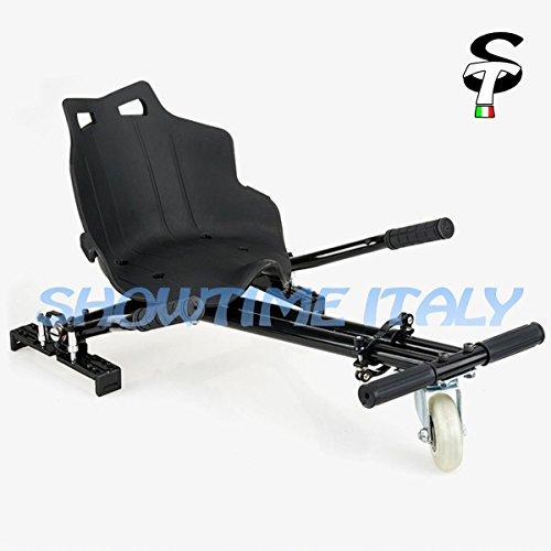 Sella Balance Scooter Elettrico Go Kart Cart Opzione Novità Hoverkart universale Top Italia