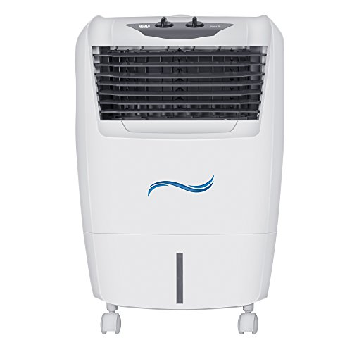 Maharaja Whiteline Frostair 22 CO-116 22 L Air Cooler (White and Grey)