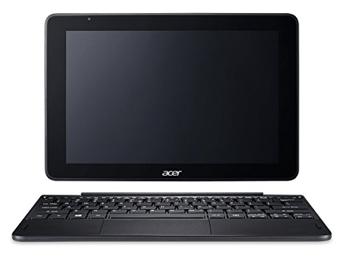 Acer One 10 S1003-180W Tablette 2-en-1 10' HD Tactile Noir (Intel Atom X5, 2 Go de RAM, SSD 32 Go, Windows 10)