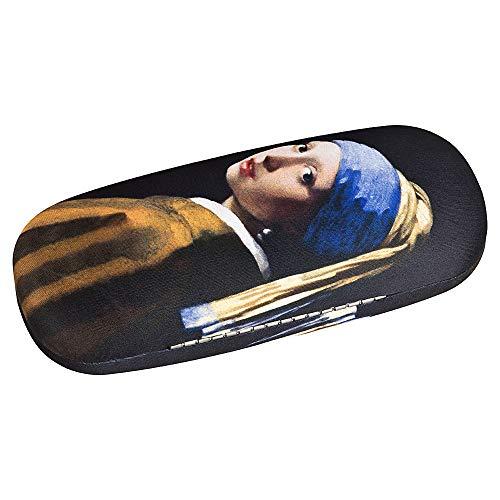 VON LILIENFELD Portaocchiali Donna Arte Jan Vermeer La ragazza con l'orecchino di perla