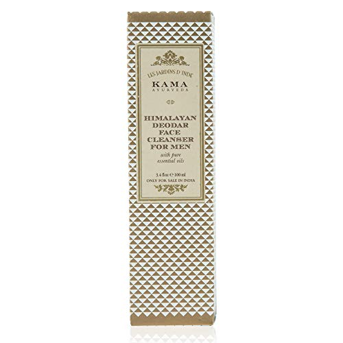 Kama Ayurveda Daily Face Care Regime for Men 10
