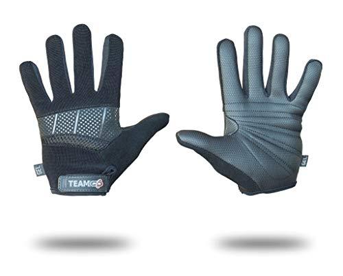 P N Guanti da Palestra Uomo Donna|Allenamento Bodybuilding Esercizio Pesistica Polso Fitness Gloves...