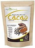 Cacao in Polvere Biologico (500g) | MySuperFoods | Delizioso e Ottimo per Te | Ricco di Micronutrienti| Certificato Biologico | Antico Alimento Sano Maya | Ideale per Sfizi Dolci