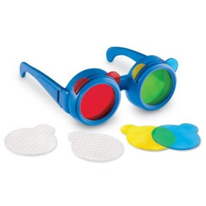 Learning Resources- Gafas para Mezclar Colores, Multicolor (XLR-LER2446)