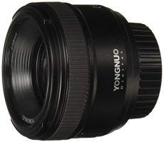 Objetivo Yongnuo YN-35mm F/2 para cámaras DSLR Nikon - Auto Enfoque AF/MF