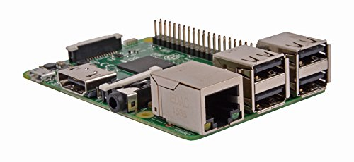 41DL8twtWyL - Raspberry Pi 3 Official Desktop Starter Kit (8GB, White)