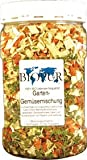 BIOPUR Bio Supplemento per cani giardino misto di verdure, 1er Pack (1X 220G)