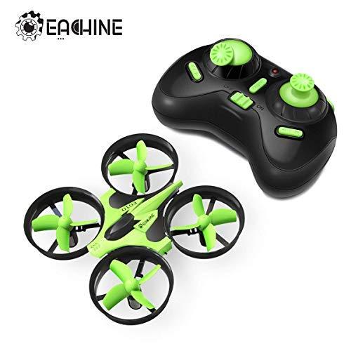 Mini Drone, EACHINE E010 Mini UFO Quadricottero Droni per Bambini Adatto per Principianti 3D Flip...
